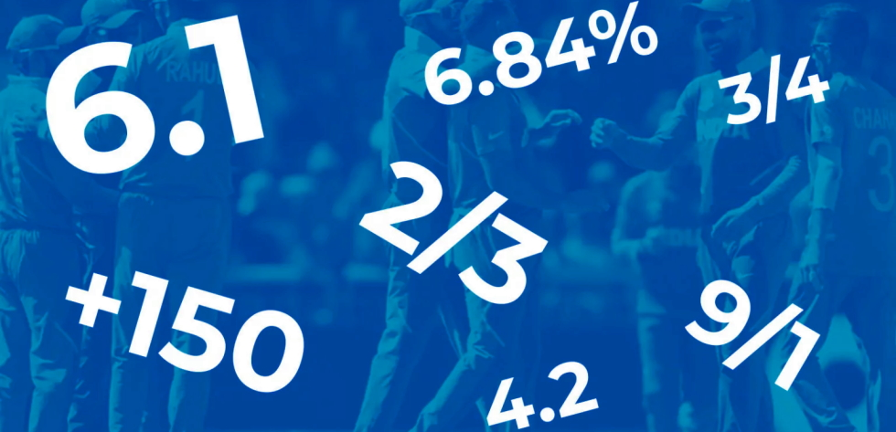 Sports betting and how to read odds?