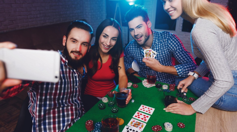 How to take the finest photos inside any casino?